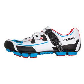 Cube MTB Pro schoenen wit